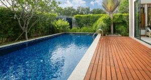 Avantages d'un couloir de nage