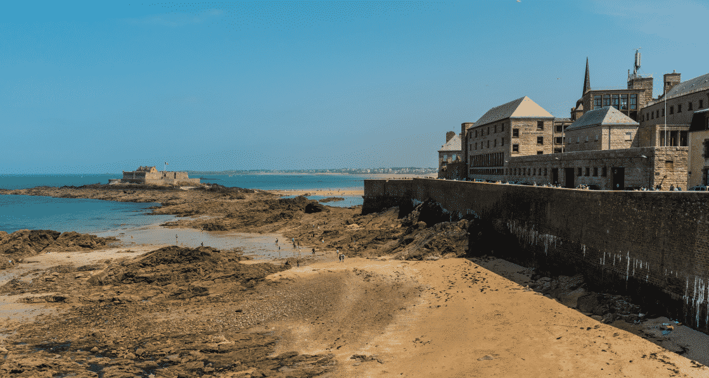 Type d'hébergement pour des vacances à Saint-Malo